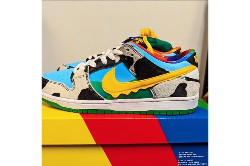 Nike SB Dunk Low Ben & Jerry's