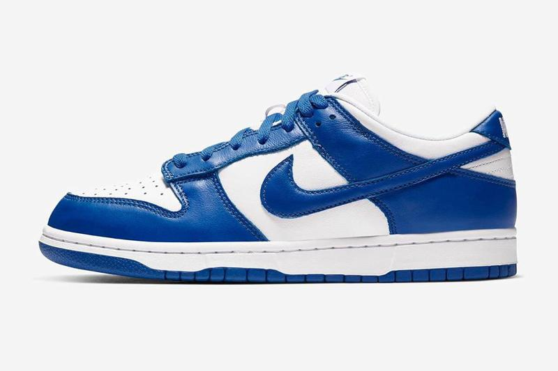 """Nike SB Dunk Low """"Be True To Your School Pack"""""""