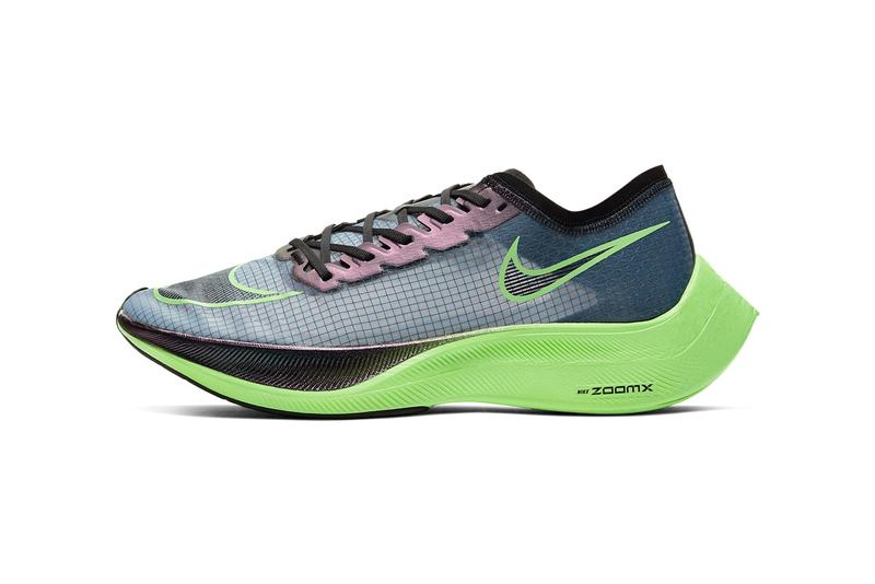 "Photo Nike ZoomX Vaporfly NEXT% ""Valerian Blue"""