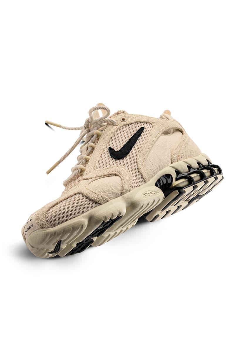 Photos Stüssy x Nike