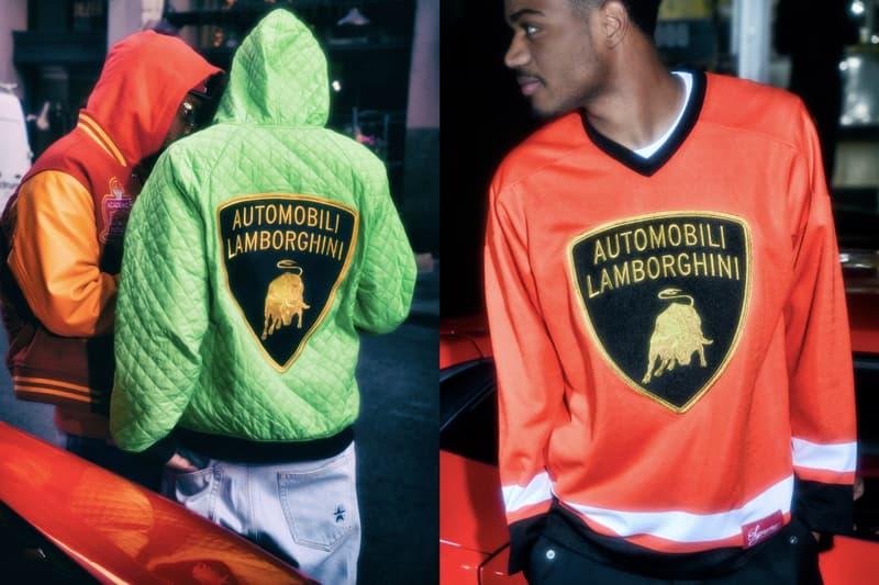 Photo Supreme x Lamborghini