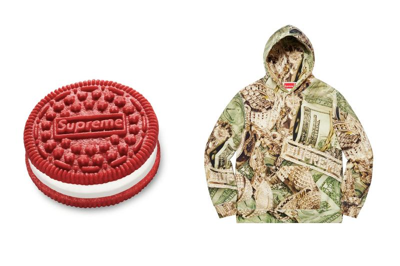 Photo Supreme drop 26 mars