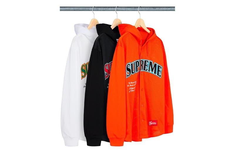 Photo Supreme Drop 19 mars 2020