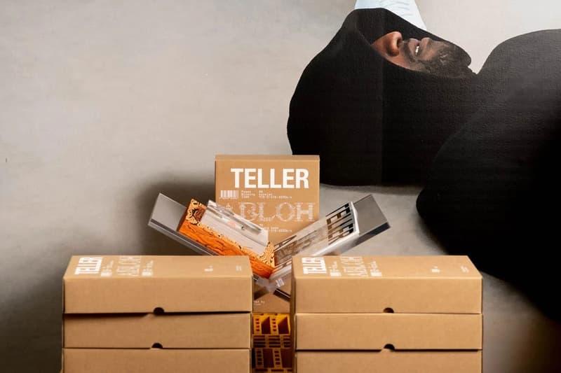 Photo livre Abloh x Teller