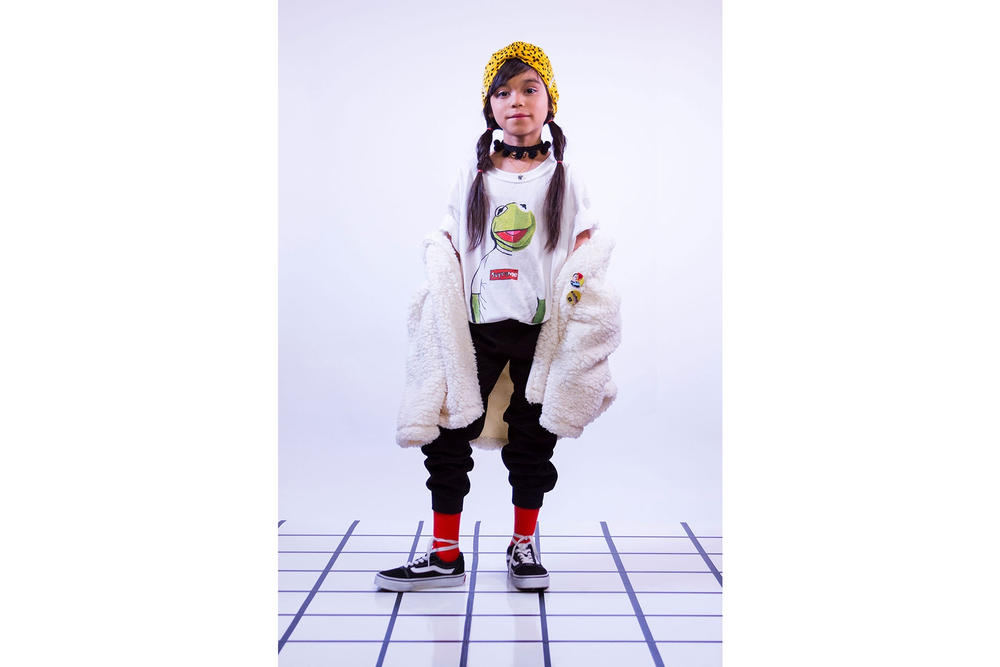 Giana Haus of JR Streetwear Collaboration supreme dior ruth bell