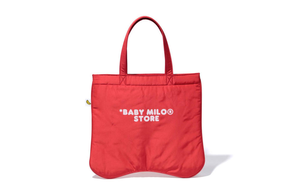 BAPE Baby Milo Tote Bags