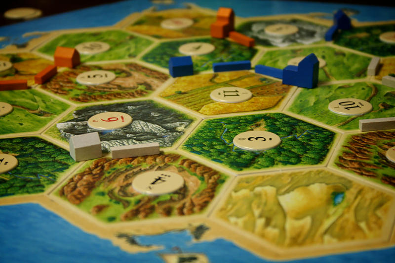 Settlers of Catan Sony board game movie adaptation