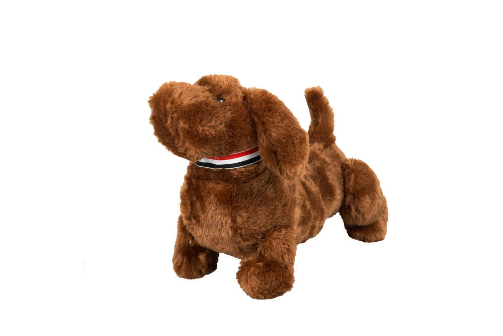 Thom Browne colette takeover Plush Dog hector dog toy
