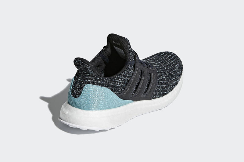 adidas ultraboost parley for the oceans sustainable recycled materials ocean sea stella mccartney