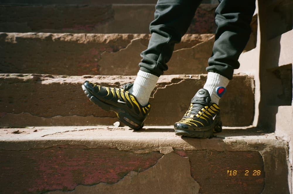 foot locker kids foot locker lookbook champion jordan nike adidas fila harlem new york city manhattan