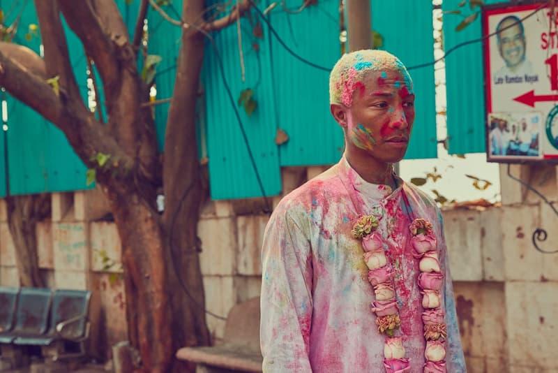 adidas originals pharrell williams hu holi kids adicolor childrens tennis green yellow red blue hindu cultural appropriation