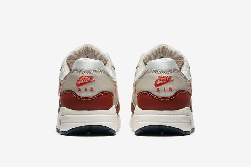nike sports sportswear air max 1 one sneaker 2018 kids children red mars stone summer