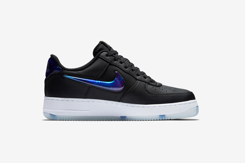 nike air force 1 sony playstation low collaboration pack video games sneakers shoes black white purple