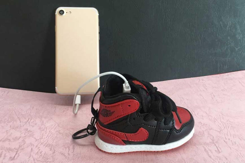 nike air jordan 1 mini portable phone charger release date where to buy price yahoo japan