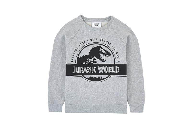 someday soon some day jurassic world fallen kingdom clothing range kids fashion children melijoe dinosaurs movie spring summer 2018 sometime soon i will change the world