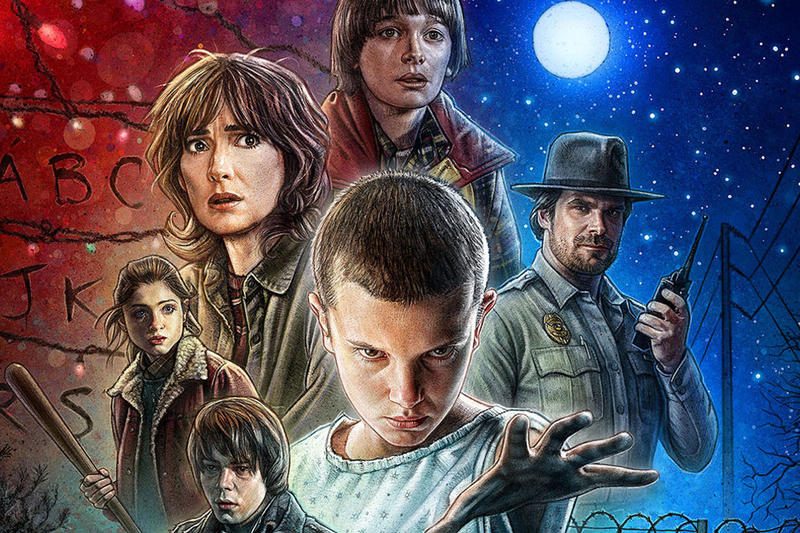 Stranger things trailer season 2 Netflix episodes book the 1 will tv series date series watch release two characters online 11 show hopper eleven Jonathan actors cast game video telltale games