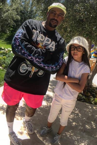 Kanye west ye march yeezus new album yeezy sweatshirt albums songs k tickets tour concert dj livia 10-year-old unicorn kim kardashian north keeping up with the kardashians family sisters