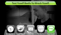 TEXT YOSELF BEEFO YO WRECK YOSELF -- With Joey Brezinski