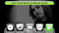 TEXT YOSELF BEEFO YO WRECK YOSELF -- With Nick McLouth