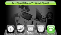 TEXT YOSELF BEEFO YO WRECK YOSELF -- With Peter Smolik