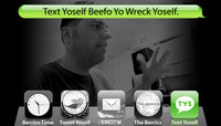 TEXT YOSELF BEEFO YO WRECK YOSELF -- With Giovanni Reda