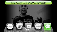 TEXT YOSELF BEEFO YO WRECK YOSELF -- With Eric Koston