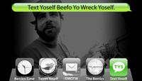 TEXT YOSELF BEEFO YO WRECK YOSELF -- With Scuba Steve