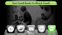TEXT YOSELF BEEFO YO WRECK YOSELF -- With Bobby Worrest