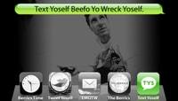 TEXT YOSELF BEEFO YO WRECK YOSELF -- With Steve Berra