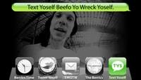 TEXT YOSELF BEEFO YO WRECK YOSELF -- With Erik Ellington