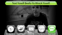 TEXT YOSELF BEEFO YO WRECK YOSELF -- With Kerry Getz