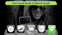 TEXT YOSELF BEEFO YO WRECK YOSELF -- With Erika Christensen