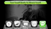 TEXT YOSELF BEEFO YO WRECK YOSELF -- With Ethan Suplee
