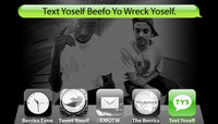 TEXT YOSELF BEEFO YO WRECK YOSELF -- With Terry Kennedy and Paul Rodriguez