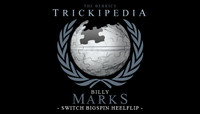 TRICKIPEDIA -- Switch Bigspin Heelflip