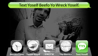 TEXT YOSELF BEEFO YO WRECK YOSELF -- With Kenny Anderson