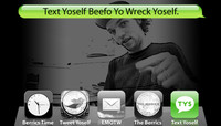 TEXT YOSELF BEEFO YO WRECK YOSELF -- With Andrew Brophy