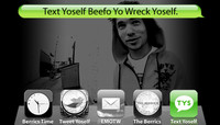TEXT YOSELF BEEFO YO WRECK YOSELF -- With Torey Pudwill