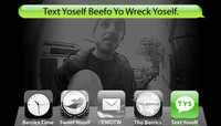 TEXT YOSELF BEEFO YO WRECK YOSELF -- With Peter Ramondetta