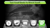 TEXT YOSELF BEEFO YO WRECK YOSELF -- With Mike Carroll