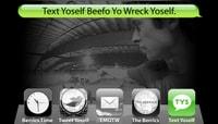 TEXT YOSELF BEEFO YO WRECK YOSELF -- With Mike Carroll