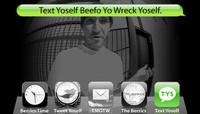 TEXT YOSELF BEEFO YO WRECK YOSELF -- With Tim O'Connor