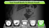 TEXT YOSELF BEEFO YO WRECK YOSELF -- With Christian Hosoi