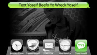 TEXT YOSELF BEEFO YO WRECK YOSELF -- With Danny Supa