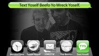 TEXT YOSELF BEEFO YO WRECK YOSELF -- With Eduardo Craig and Josiah Gatlyn