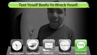 TEXT YOSELF BEEFO YO WRECK YOSELF -- With Richard Mulder