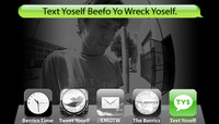 TEXT YOSELF BEEFO YO WRECK YOSELF -- With Cairo Foster