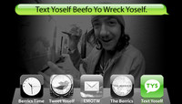 TEXT YOSELF BEEFO YO WRECK YOSELF -- With Caswell Berry