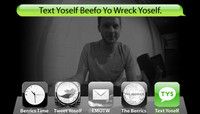 TEXT YOSELF BEEFO YO WRECK YOSELF -- With Chase Gabor