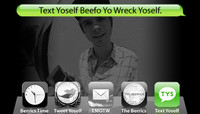 TEXT YOSELF BEEFO YO WRECK YOSELF -- With Gilbert Crockett